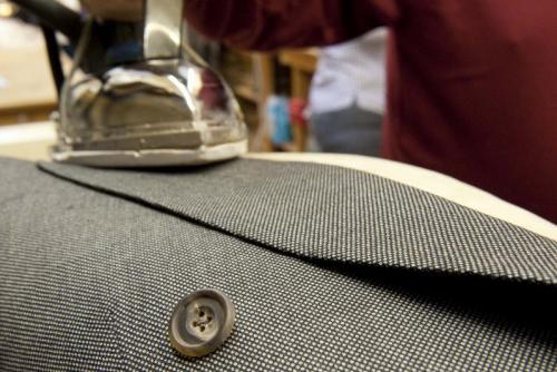 garment-pressing